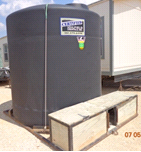 3000 Gallon Water Tank Image